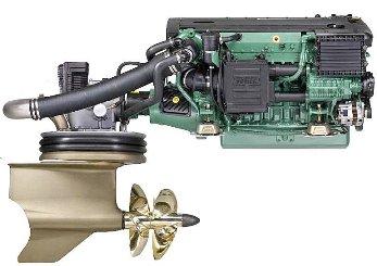 moteur pour bateau
