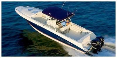 bateau de peche sportive
